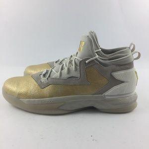 more photos c2d6f 05ff8 adidas Shoes - Adidas D Lillard 2 BHM Jesse Owens Basketball Shoe